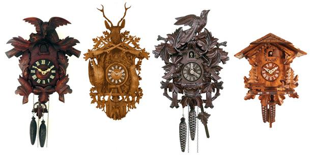 cuckoo-clocks